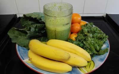 Mixed Green Smoothie